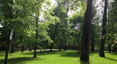 Photo of Park Pyynikin kirkkopuisto (vanha hautausmaa) at Koulukatu 1, Pirkanmaa 33101, Finland