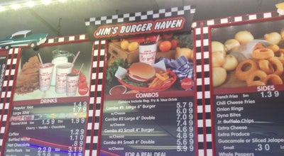 Photo of American Restaurant Jim's Burger Haven at 595 E 88th Ave, Denver, CO 80229, United States