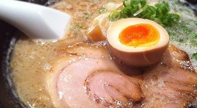 Photo of Food 麺屋めん虎 浜松店 at 助信町24-35, 浜松市, Japan