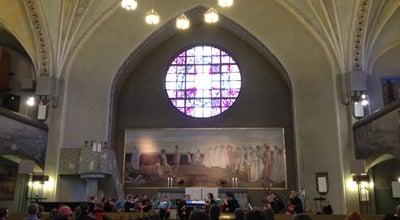 Photo of Church Tuomiokirkko at Tuomiokirkonkatu 3a, Tampere 33100, Finland