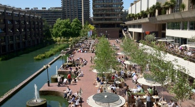 Photo of Lake Lakeside Terrace at Barbican Centre, City of London EC2Y 8DS, United Kingdom