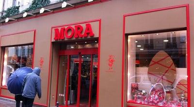 Photo of Miscellaneous Shop Mora at 13 Rue Montmartre, Paris 75001, France