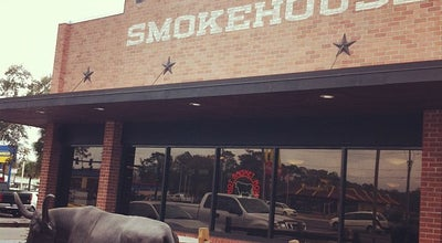 Photo of BBQ Joint 4 Rivers Smokehouse at 1047 S Dillard St, Winter Garden, FL 34787, United States