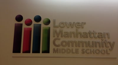 Photo of Middle School Lower Manhattan Community Middle School at 26 Broadway6th Fl, New York, NY 10004, United States