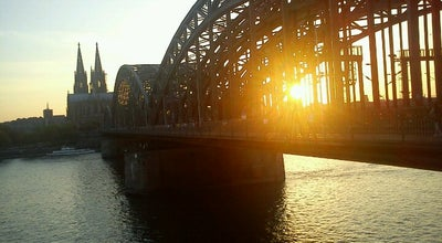 Photo of Bridge Hohenzollernbrücke at Hohenzollernbrücke, Köln 50668, Germany