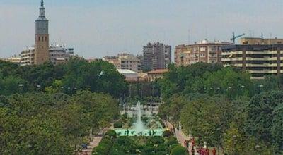 Photo of Park Parque José Antonio Labordeta - Parque Grande at Paseo Isabel La Católica, S/n, Zaragoza 50012, Spain