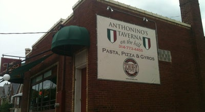 Photo of Italian Restaurant Anthonino's Taverna at 2225 Macklind Ave, Saint Louis, MO 63110, United States