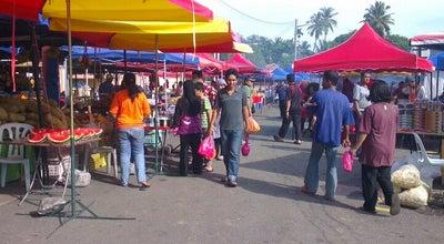 Photo of Food Truck Pasar Malam Alor Gajah at Dataran Keris, Alor Gajah, Malaysia