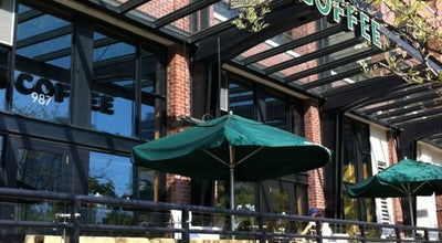 Photo of Coffee Shop Starbucks at 987 Mainland St, Vancouver, BC V6B 1T2, Canada
