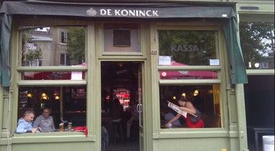 Photo of Pub Kassa 4 at Ossenmarkt 21, Antwerpen 2000, Belgium