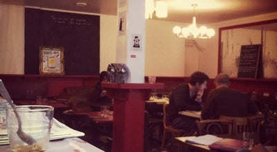 Photo of French Restaurant Au Passage at 1 Bis Passage Saint-sébastien, Paris 75011, France