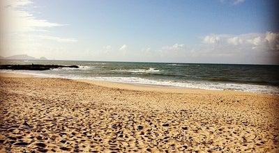 Photo of Beach Praia dos Cavaleiros at Av. Atlântica, Macaé, Brazil