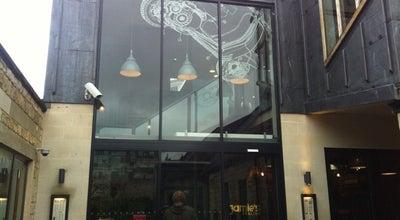 Photo of Italian Restaurant Jamie's Italian at 10 Milsom Place, Bath BA1 1BZ, United Kingdom