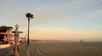 Photo of Beach Balboa Peninsula at Newport Beach, CA 92663, United States