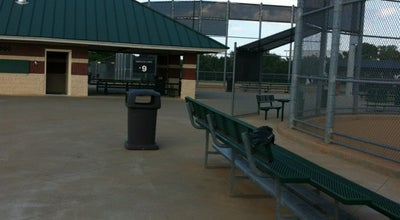 Photo of Baseball Field Heritage Yards at 4525 Hedgcoxe Road, Plano, TX 75093, United States