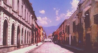 Photo of Hotel Hotel Parador San Agustin at Armenta Y Lopez 215, Oaxaca 68000, Mexico
