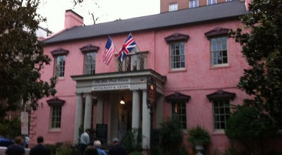 Photo of Southern / Soul Food Restaurant Olde Pink House Restaurant at 23 Abercorn St, Savannah, GA 31401, United States