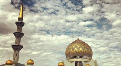 Photo of Mosque Masjid Negeri Sabah at Sembulan, Kota Kinabalu 88100, Malaysia