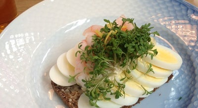 Photo of Sandwich Place Hallernes Smørrebrød at Rømersgade 18, Copenhagen 1360, Denmark