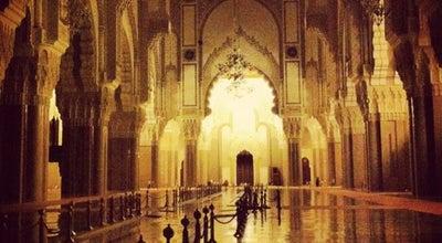 Photo of Mosque Mosquée Hassan II at Boul. Sidi Mohamed Ben Abdellah, Casablanca, Morocco, Morocco
