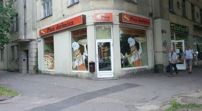 Photo of Pizza Place Picu darbnīca at Zemitāna Laukums 2, Rīga LV-1006, Latvia
