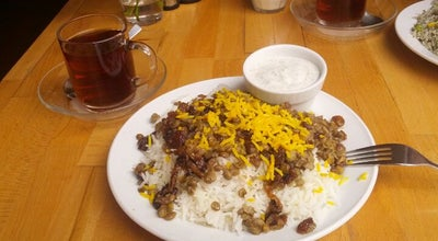Photo of Middle Eastern Restaurant Safran at Oranienstr. 172, Berlin 10999, Germany
