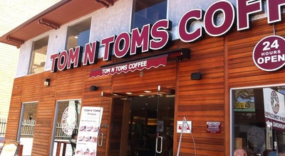 Photo of Coffee Shop Tom N Toms Coffee at 3974 Wilshire Blvd, Los Angeles, CA 90010, United States