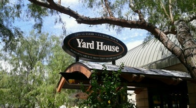 Photo of American Restaurant Yard House at 9401 W Westgate Blvd, Glendale, AZ 85305, United States