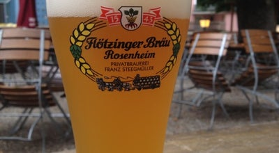 Photo of Beer Garden Mail-Keller at Schmettererstraße 20, Rosenheim 83022, Germany