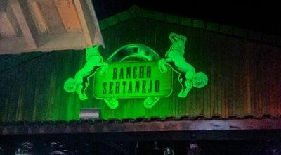 Photo of Music Venue Rancho Sertanejo at R. Saron, 1-129 - Flores, Manaus, Brazil