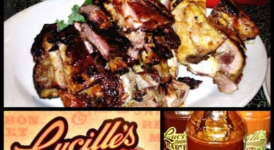 Photo of BBQ Joint Lucille's Smokehouse Bar-B-Que at 4611 Chino Hills Pkwy, Chino Hills, CA 91709, United States