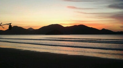 Photo of Beach Praia da Maranduba at Rod. Manoel Hyppolito Rego, Ubatuba 11680-000, Brazil