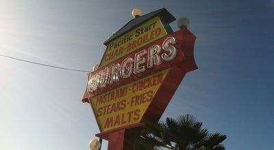 Photo of Burger Joint Pacific Star Grill at 6205 Bellflower Blvd, Lakewood, CA 90713, United States
