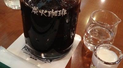 Photo of Cafe 珈琲館 辻堂店 at 辻堂元町4-9-27, 藤沢市 251-0043, Japan