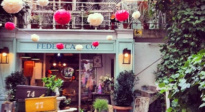 Photo of Thrift / Vintage Store Federica & Co. at C. Hermosilla, 26, Madrid 28001, Spain