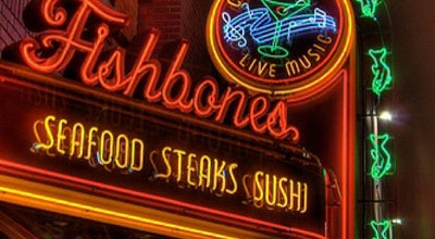 Photo of Restaurant Fishbones at 400 Monroe St, Detroit, MI 48226, United States