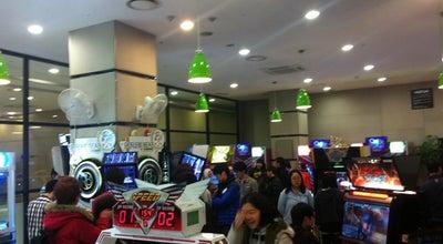 Photo of Arcade 모펀게임센터 at 남구 용소로13번길 13, 부산광역시 48512, South Korea