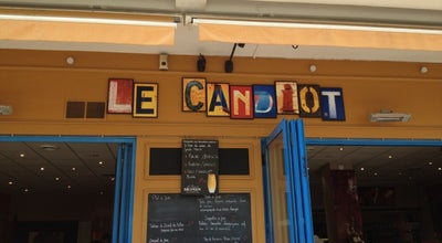 Photo of Cafe Le Candiot at 2 Rue Jules Simon, Rennes 35000, France