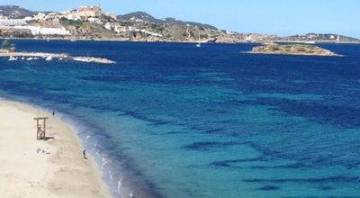 Photo of Beach Platja d'En Bossa at Carrer De La Playa De En Bossa, Sant Josep de Sa Talaia 07830, Spain