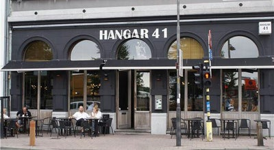 Photo of Bar Hangar 41 at Sint-michielskaai 41, Antwerpen 2000, Belgium