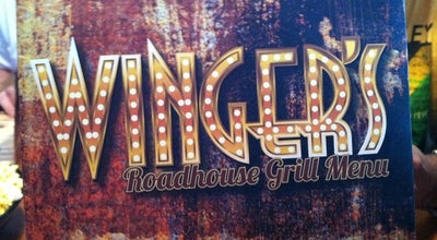 Photo of Restaurant WINGERS Roadhouse Diner at 9175 Redwood Road, West Jordan, UT 84088, United States