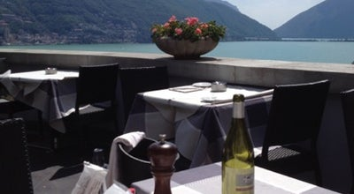Photo of Italian Restaurant Ristorante San Martino at Via Cantonale 6912 Lugano, Switzerland