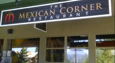 Photo of Mexican Restaurant The Mexican Corner at 12-4340 Sundial Crescent, Whistler, BC V0N 1B4, Canada