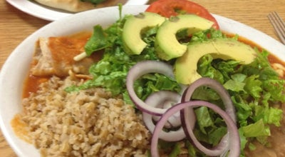 Photo of Mexican Restaurant Leonor's Vegetarian Restaurant at 11403 Victory Boulevard, Los Angeles, CA 91606, United States