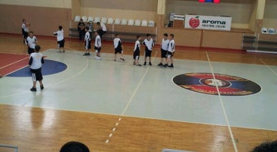 Photo of Basketball Court Ramiz Turan Kapalı Spor Salonu at Salihli, Turkey