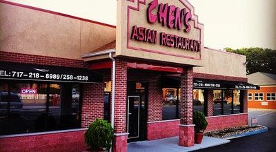 Photo of Asian Restaurant Chen's Asian Restaurant at 310 N Hanover St, Carlisle, Pa 17013, Carlisle, PA 17013, United States