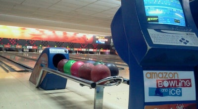 Photo of Bowling Alley Amazon Bowling at R. Belo Horizonte, 97, Adrianópolis, Manaus 69000-000, Brazil
