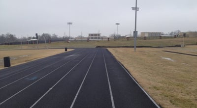 Photo of Park Aderholt Track at 2920 School Park Rd., High Point, NC, United States