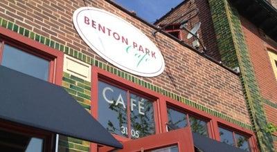 Photo of Breakfast Spot Benton Park Cafe & Coffee Bar at 1900 Arsenal St, Saint Louis, MO 63118, United States