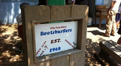 Photo of Burger Joint Boots Burgers at 701 Austin St, Rockwall, TX 75087, United States